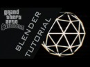 BLENDER TUTORIAL: Export objects in gta sa