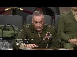 Ответ американского генерала на вопрос о возможности контроля воздушного пространства Сирии.