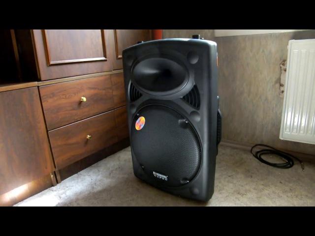 Temeisheng dp 2305E тест звука