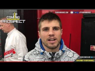 Ievgen Khytrov On Sparring Jacobs For Golovkin Knocking Out Immanuwel Aleem