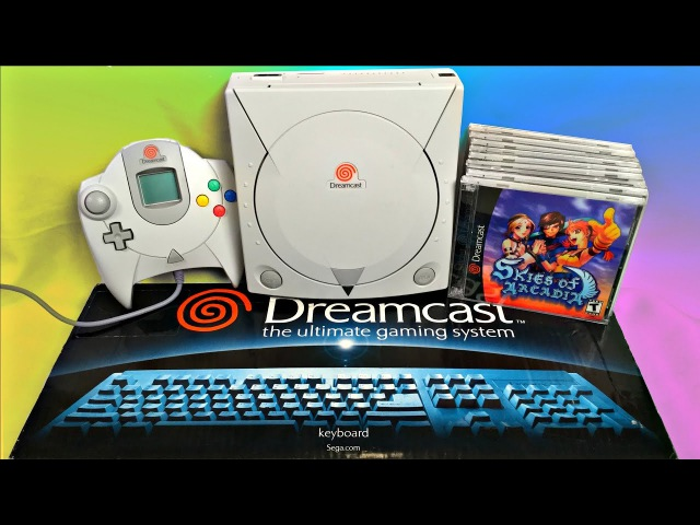 Sega DREAMCAST Buying Guide Recommended Games