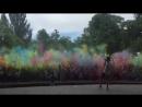 Dj Dyxanin Mc S.Bedarev - Фестиваль красок 2017 (г.Ростов-на-Дону)