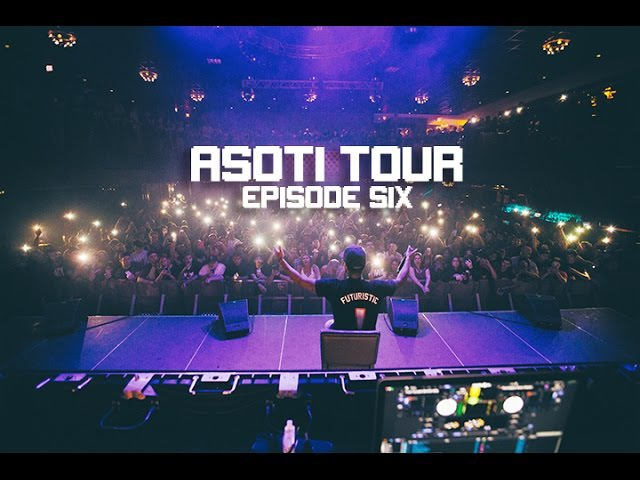 Futuristic - SHEEESH TV - Ep. 16 ASOTI TOUR