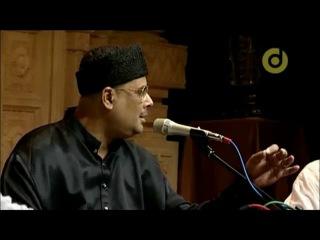 Pt. Ajoy Chakrabarthy sings Raag Charukeshi