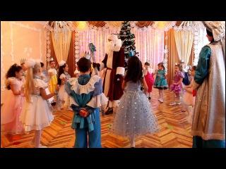 """Песня-танец """"Научите танцевать"""" ДОУ №8 """"Малыш"""" г.Шахтерск, Украина"""