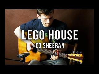 (Ed Sheeran) Lego House - Piotr Szumlas - Fingerstyle Guitar Cover