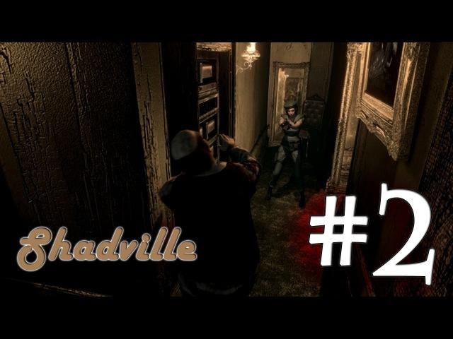 Resident Evil HD Remaster Прохождение 2 Джилл Западное крыло особняка