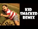 Kid Smacked by Fly Swatter - Remix Compilation