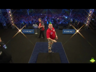 Peter Wright vs James Richardson (Coral UK Open 2017 / Round 3)