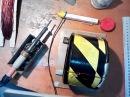 Расчет и намотка трансформатора для самодельного преобразователя.