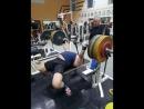Семенов Никита 200кг на 2 жим