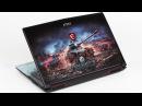 15 дюймовый недорогой игровой ноутбук MSI GP62M 7RDX World Of Tanks Edition