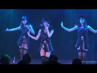 07 Faint Yuria Kizaki, Miyuki Watanabe, Ayano Umeta, AKB48 B7 261215 Shonichi