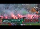 BSG Chemie Leipzig 3 0 VfB Empor Glauchau 18 06 2016 Choreo Pyroshows