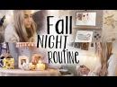 Fall Night Evening Routine ☽ Roxxsaurus