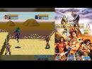 Golden Axe 3 (Sega Mega Drive) - прохождение игры на двоих
