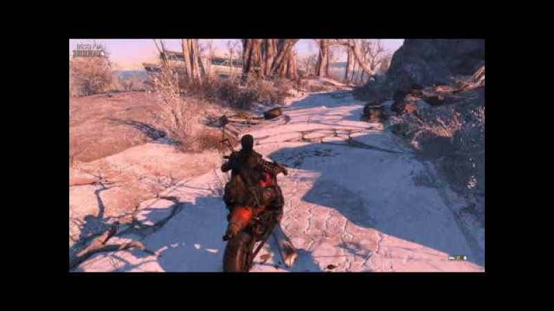 Fallout 4 Driveable Motorcycle Mod