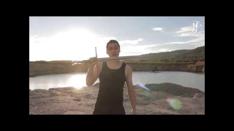 Путь меча   Меч 101: полное руководство для начинающих занятия полуторным мечом