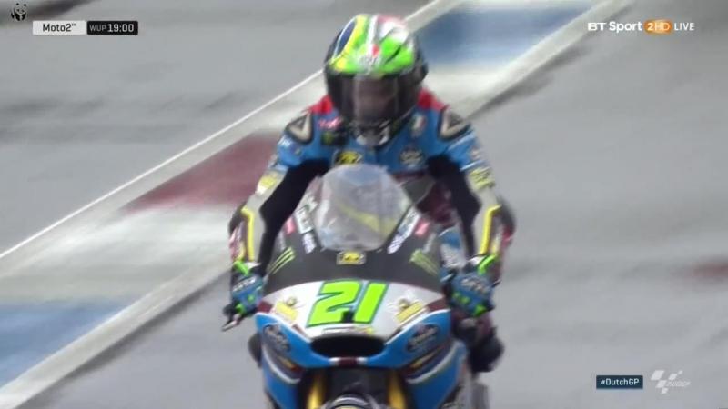 MotoGP DutchGP AssenTT WUP