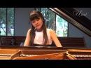 Umi Garrett 12yr Beethoven Sonata Tempest Mvmt 1
