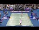 Victor Korea Open 2017 - Final MS - Anthony Sinisuka Ginting vs Jonatan Christie