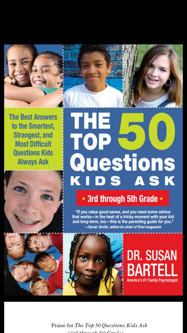 The Top 50 Questions Kids Ask