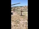 Пристрелка АК-74. 5.45mm