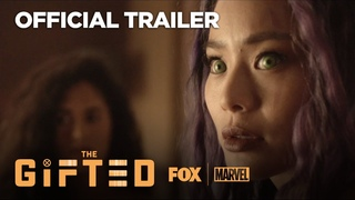 Comic-Con 2018 Official Trailer: THE GIFTED | Season 2 | THE GIFTED