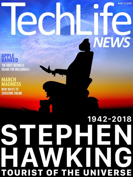 Techlife News - March 17, 2018  USA
