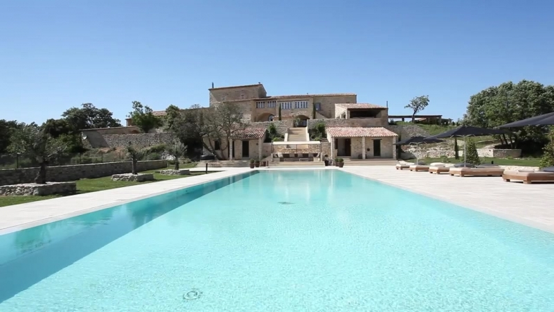 Villa La CAVALERIE - Provence - Eden Luxury Homes