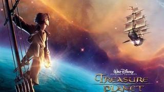 Планета сокровищ / Treasure Planet, мультфильм, 2002 HD