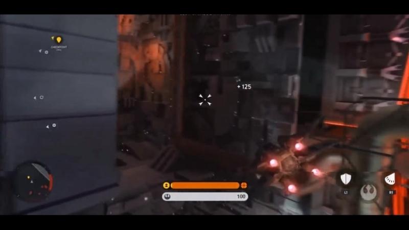 Star wars battlefront как я взорвал звезду смерти!
