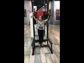 Физкульт-привет от Сашули