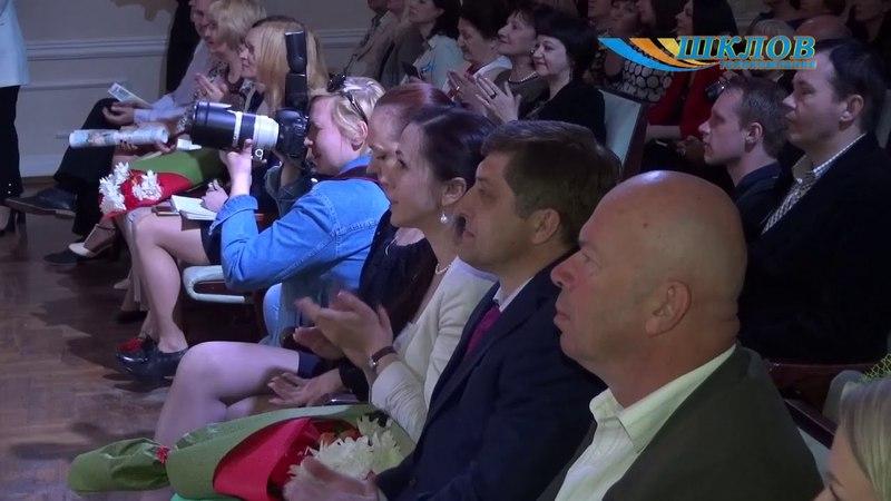 """Газета Ударны фронт"""" стала пераможцам абласнога спаборніцтва СМІ Магілёўскай вобласці"""