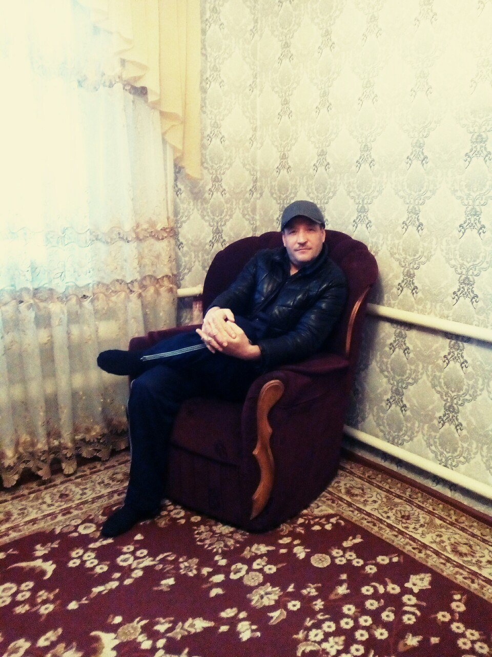 Кудиретов, 49, Sergeyevka
