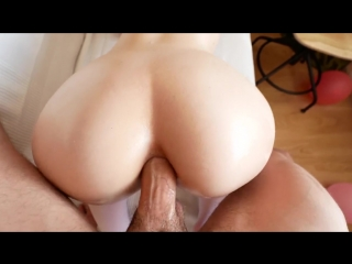 SextaSeptima - Catgirl anal craving results in creampie + cumshot, amateur homemade anal porno