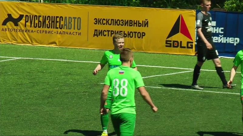 CFL 2018 Титан СК Волна видеообзор матча