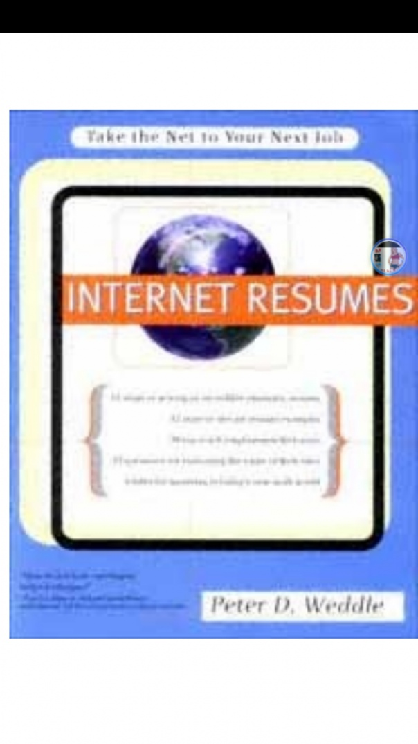 internet resumes take the net