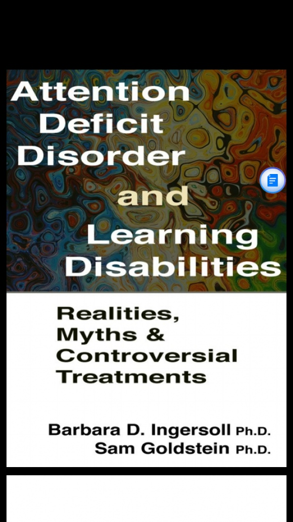 add and learning disorders