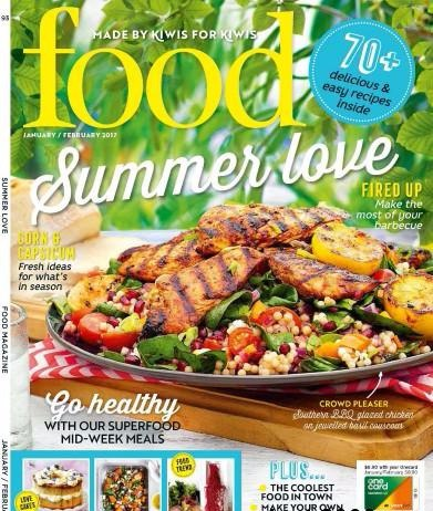 Food New Zealand - January-February 2017