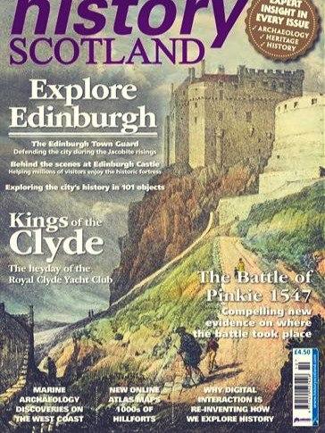 History Scotland September-October 2017
