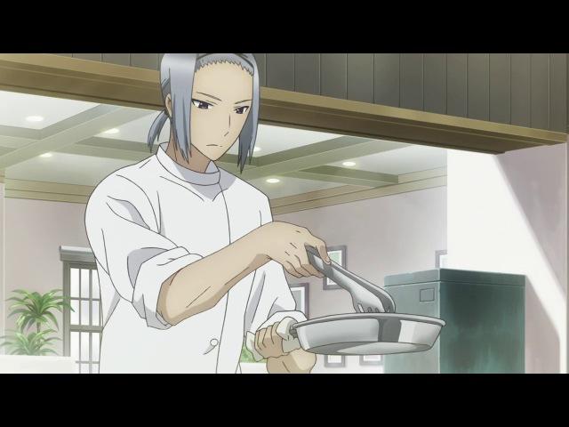 AniDub Piace Watashi no Italian Вкуснятина по итальянски 12 Серия Lonely Dragon Oni смотреть онлайн без регистрации