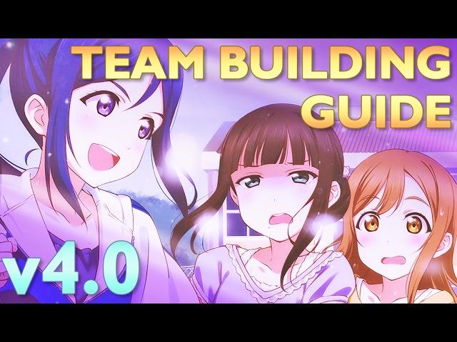 Love Live SIF Team Building Guide v 4 0