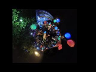 Фестиваль светящихся шариков/ Парк им.1 Мая /август 2017/ NN_AERO