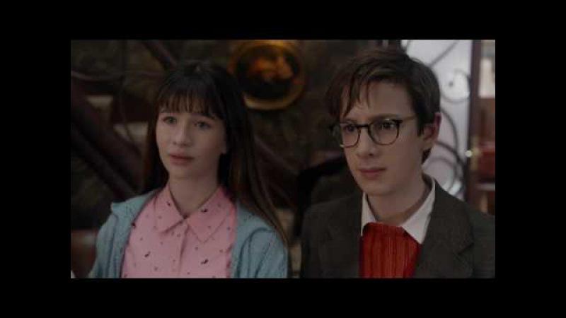 Лемони Сникет 33 несчастья 1 сезон 3 серия на русском языке Сериал