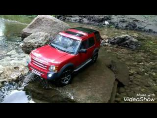 Rc land rover discovery 3 rivulet