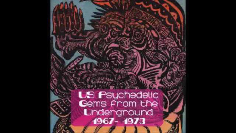 Various - Barefoot In The Head Vol 1 : U.S Psychedelic Gems From The Underground 1967-1973 Music