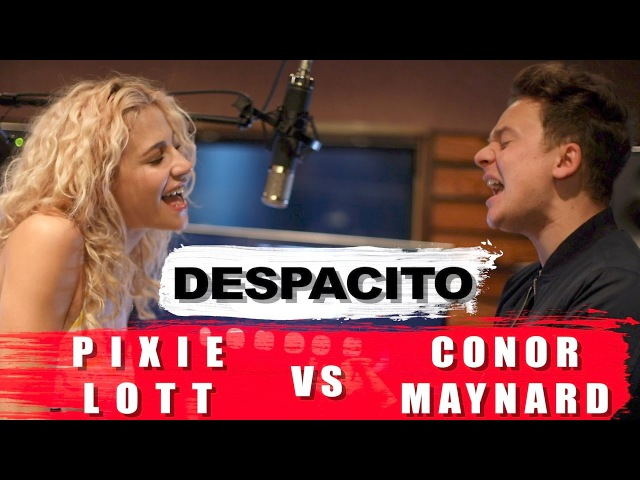 Luis Fonsi Despacito ft Daddy Yankee Justin Bieber SING OFF vs Pixie Lott