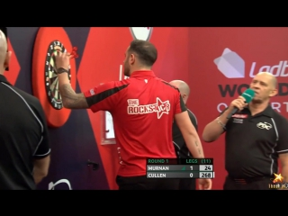Joe Murnan vs Joe Cullen (PDC World Series of Darts Finals 2016 / Round 1)