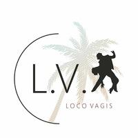 Логотип Школа танцев LocoVagis Сальса Бачата Калининград